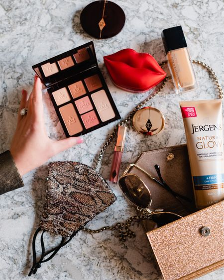 Fashion is fun but good glam is EVERYTHING when it comes to filming a reality show! These are some of my favorite on and off camera products that i always keep close! http://liketk.it/36cUz #liketkit @liketoknow.it   #LTKbeauty