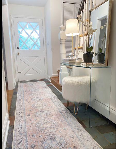 A washable gorgeous rug and 60% off, yes please!!!  #LTKhome #LTKunder100 #LTKsalealert