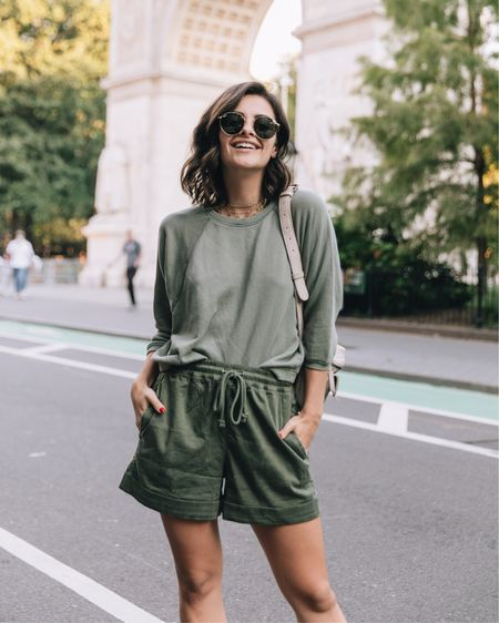 @liketoknow.it http://liketk.it/3h7Nu #liketkit  Summer outfits Casual outfit Sale Lou and Grey Comfortable NYC outfits NYC