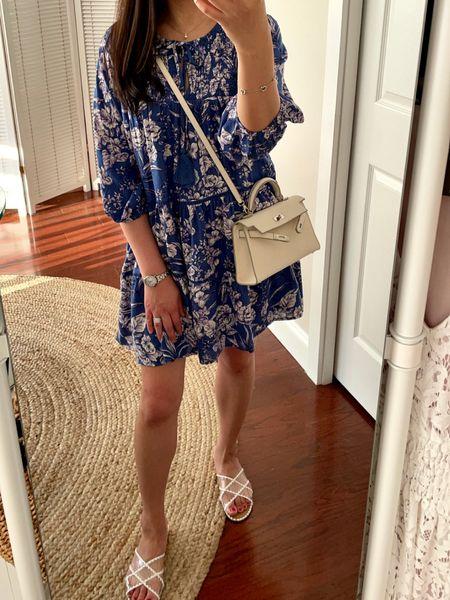 Dress (fully lined) in size XS for a flowy fit @liketoknow.it  http://liketk.it/3h9vK #liketkit   #LTKunder50 #LTKunder100 #LTKshoecrush
