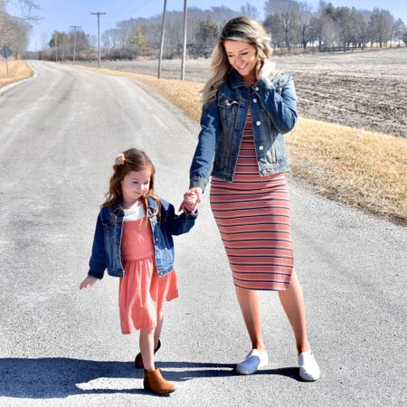 The sun came out this week and we have been so grateful for time outdoors. ☀️🙌🏼 We are beyond ready for spring weather and fashion! http://liketk.it/39mZc #liketkit @liketoknow.it