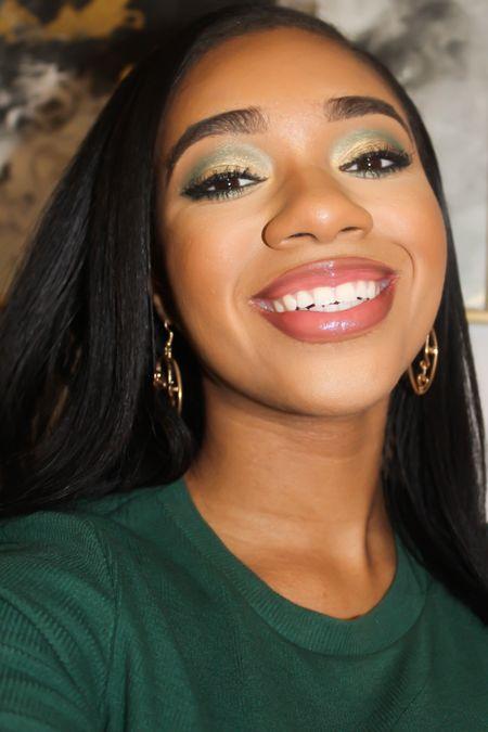 St. Patty's Day Makeup 🍀    #LTKbeauty #LTKunder100 #LTKunder50