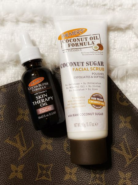 My friend Mel raved about these Palmer's cocoa butter skincare items and she was NOT wrong! The scrub is everything I've needed for making my dry winter skin look fresh and the face oil brings the moisture I've been desperate for! 😍 Some of the best skincare I've ever had and they're both under $10! http://liketk.it/2KDGL #liketkit @liketoknow.it #LTKbeauty #LTKspring #LTKstyletip