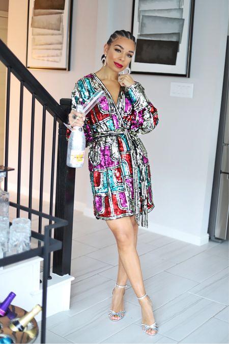 Birthday dress 🥳 wearing a 2 http://liketk.it/37wYz @liketoknow.it #liketkit