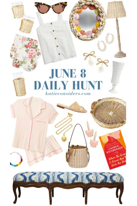 A handful of the June 8 Daily Hunt! Head on over to KatieConsiders.com to see all of today's finds! @liketoknow.it #liketkit http://liketk.it/3h8Qa