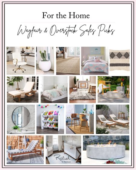 Overstock and Wayfair Sale! The sale starts today and I've rounded up some items that I love! Hurry before the sale ends! Don't miss these prices. WayDay-Outdoor, WayDay-LivingRoom, WayDay-EntryWay. http://liketk.it/3e673 #liketkit @liketoknow.it #LTKsalealert