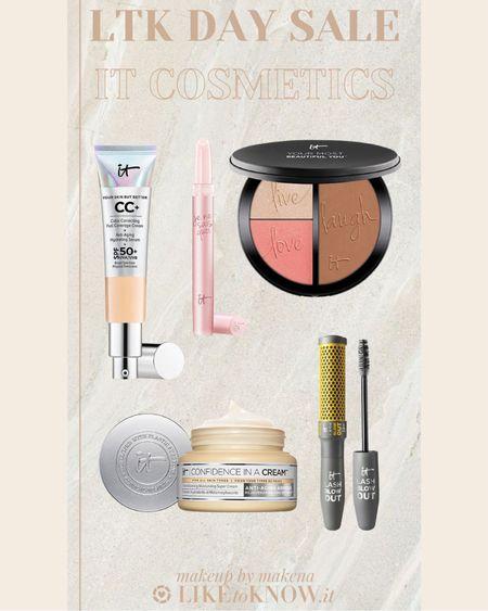http://liketk.it/3hsGT #liketkit @liketoknow.it #LTKbeauty #LTKunder50 #LTKsalealert Save 30% off on IT Cosmetics skincare and makeup during this weekend's LTK DAY Sale.
