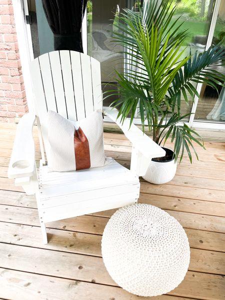http://liketk.it/3is9k #liketkit @liketoknow.it #LTKhome  Shop my patio!  #patio #muskokachair #outdoorliving #outdoorpatio #summertimestyle #deckdecor #patioseating #neutralhome #neutralspace #neutralstyle