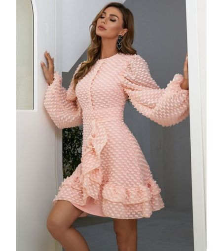 Date Night Dresses. Holiday Dresses for get togethers. Occassion purses and sandals. Under $50.    #LTKHoliday #LTKunder50 #LTKstyletip
