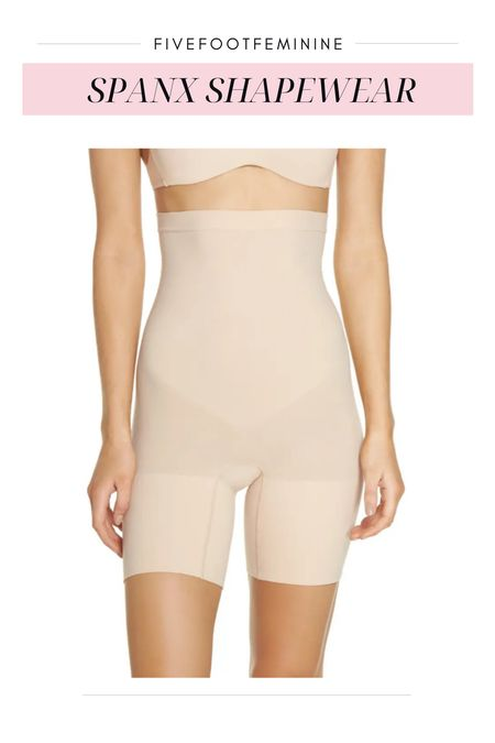 My favorite Spanx shapewear! This really smooths the butt and stomach!   #LTKunder50 #LTKcurves #LTKstyletip