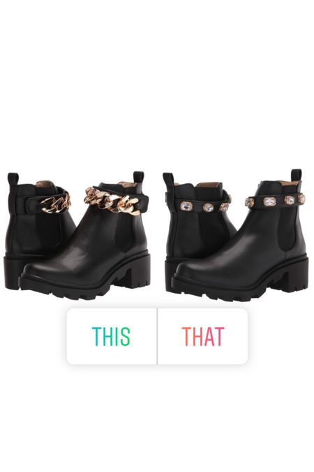 Steve Madden boots. Booties. Fall boots. Ankle boots. Gold chain boots. Platform boots. Combat boots. Amazon fashion. Fall 2021 fashion trends.   #LTKshoecrush #LTKsalealert #LTKstyletip