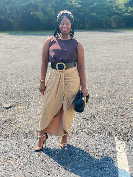 A great Amazon fashion skirt to transition to Fall   #LTKstyletip #LTKunder50 #LTKSeasonal