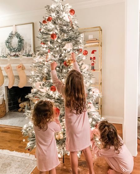 Watching the girls do this together made me one happy mama 🎄🥰 Swipe over go see one of my favorite all time photos of them from last year \\ http://liketk.it/33Dd5 @liketoknow.it #liketkit #LTKfamily #LTKkids #LTKhome