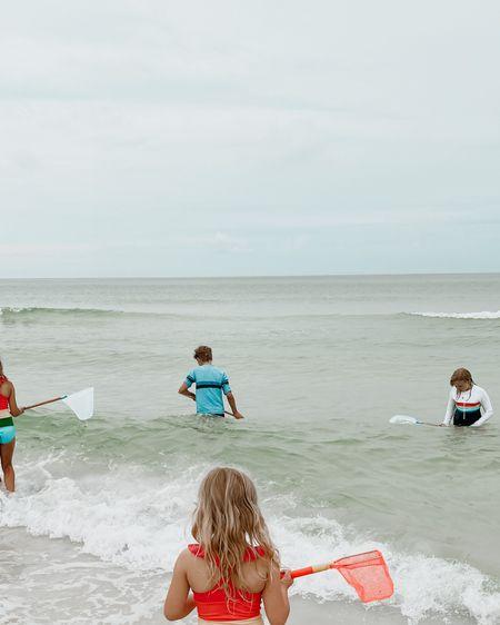 Matching beach and swim family swimsuits http://liketk.it/3gUMx @liketoknow.it #liketkit #LTKfamily #LTKtravel #LTKunder50