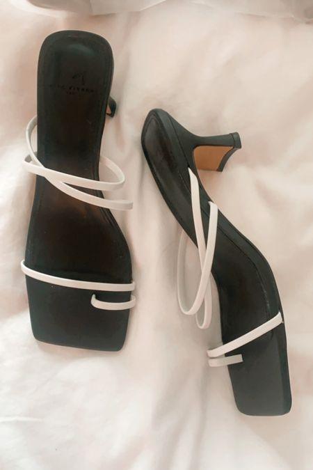Cutest block heel sandals from nordstrom rack   #LTKunder50 #LTKstyletip #LTKshoecrush