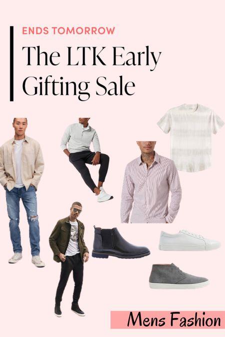 Ltk early gifting sale — 25% off men's fashion!   #LTKmens #LTKSale #LTKSeasonal