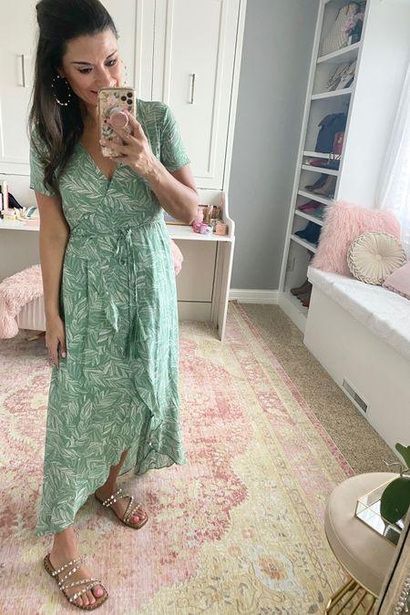 Green dress for vacation http://liketk.it/39Ydl #liketkit @liketoknow.it