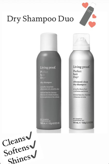 Living proof advanced Dry Shampoo!! Cleans, softens and shines !!!   #LTKbeauty #LTKunder50 #LTKstyletip