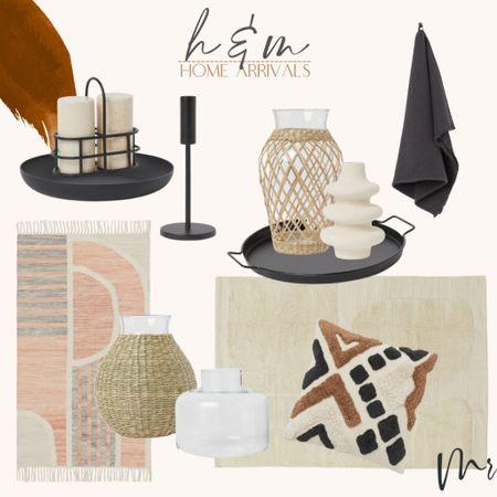 H&M home arrivals #homedecor #arearugs #livingroomdecor #kitchendecor #h&mhome  #LTKunder50 #LTKstyletip #LTKhome
