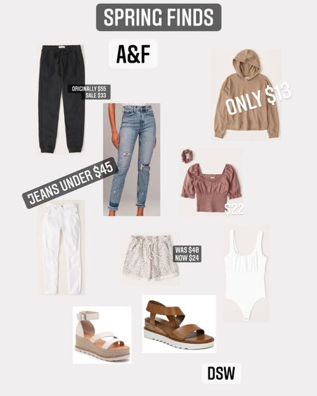 Great Abercrombie spring finds & DSW summer shoes http://liketk.it/3dpGb #liketkit @liketoknow.it #LTKbeauty #LTKstyletip #LTKsalealert @liketoknow.it.home