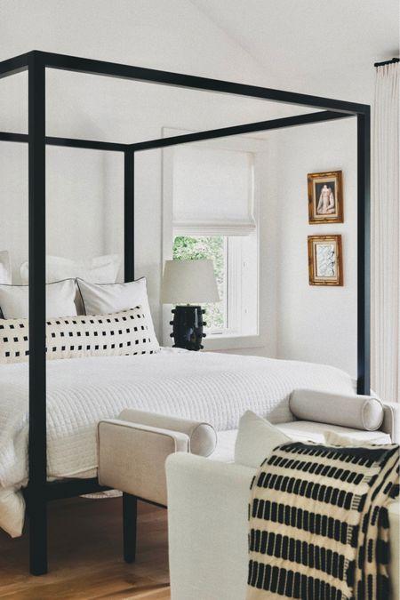 Primary bedroom decor #home  #LTKhome