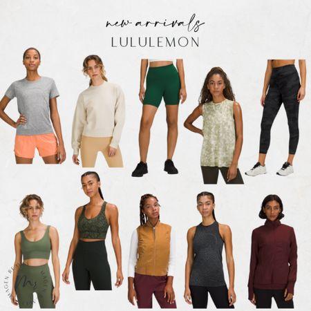 Lululemon new arrivals lululemon yoga pants lululemon leggings lululrmon tops lululrmon tank tops http://liketk.it/3q705 @liketoknow.it #liketkit   #LTKunder100 #LTKunder50 #LTKGiftGuide