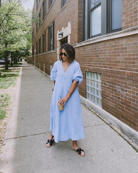 My favorite summer dress is finally back in stock! Only $35 @hm http://liketk.it/3hf0y #liketkit @liketoknow.it #LTKunder50 #LTKstyletip