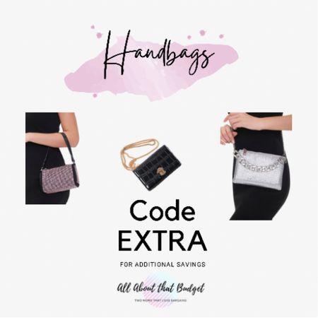 Handbags on sale!  http://liketk.it/3fZ5y @liketoknow.it #liketkit #LTKsalealert #LTKunder50