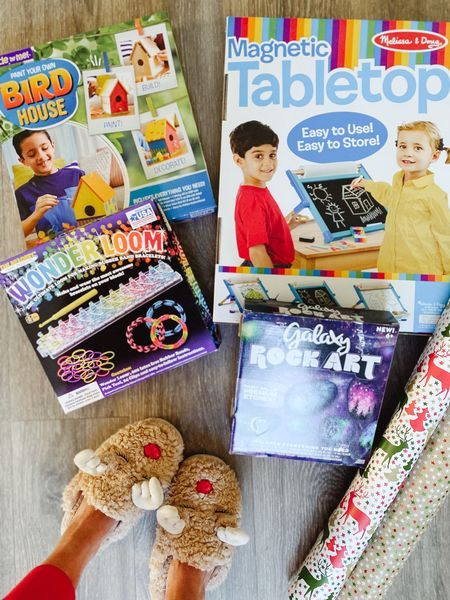 Affordable #giftideas for the littles in your life! All affordable & available at @walmart #ad #walmarthome    #LTKGiftGuide #LTKkids #LTKHoliday