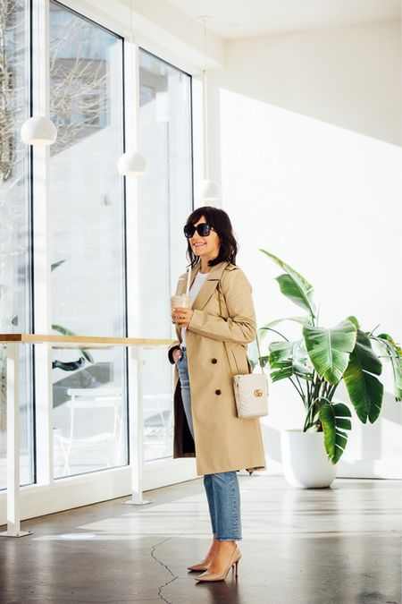 With the seasons changing, many of us are thinking about our fall wardrobes. A classic trench is a must have and I love this one from J crew!   #LTKstyletip #LTKworkwear #LTKSeasonal