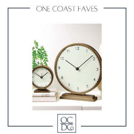 Loving this chic clock that is featured in our guest bedroom mood board! #LTKhome