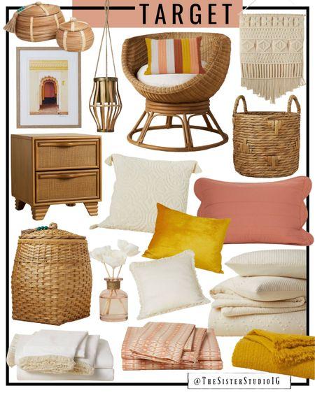 New Target home decor! Boho bedroom, Bedroom ideas   http://liketk.it/3iCos #liketkit @liketoknow.it #LTKhome
