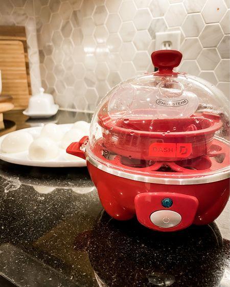 Hard boiled eggs will never be hard again!  Difficult that is!  Love my little egg appliance.  http://liketk.it/32ejE #liketkit @liketoknow.it #LTKgiftspo #LTKhome #LTKunder50 @liketoknow.it.home