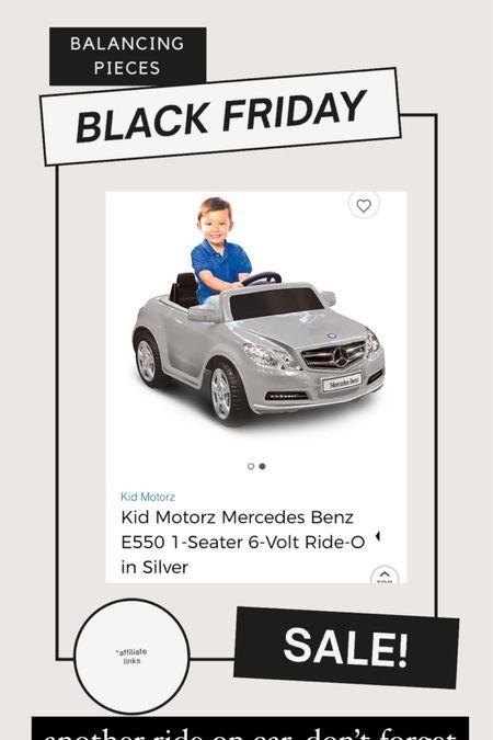 Ride on car for kids! Don't forget to use your 20% off coupon! http://liketk.it/32q4j #liketkit @liketoknow.it #LTKgiftspo #LTKfamily #LTKkids @liketoknow.it.home #blackfriday #blackfridaysale