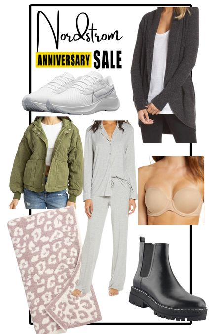 Nsale finds still in stock! Nordstrom sale! Nordy sale, strapless bra, Chelsea boots, barefoot Dreams, pj set, quilted jacket   #LTKunder100 #LTKSeasonal #LTKsalealert