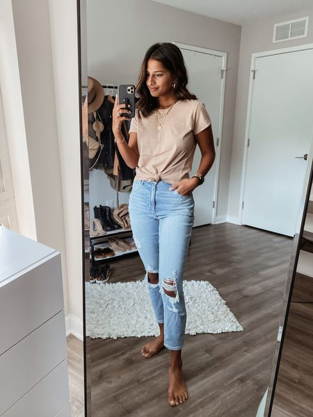 last day of LTK sale! some of my favorite Abercrombie pieces 🤍  ✨in a 27w short for the denim✨ ✨S in the tee✨  #abercrombie #denim #affordable #bodysuit #staple #sale  #LTKeurope #LTKunder50 #LTKstyletip