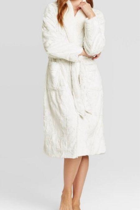 The softest, coziest robe.   #StayHomeWithLTK #LTKgiftspo #LTKunder50