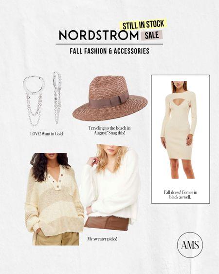 NORDSTROM ANNIVERSARY SALE ⭐️ Still in Stock: Fall Fashion + Accessories   #LTKsalealert #LTKSeasonal #LTKunder100