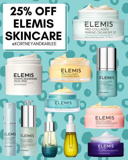 Elemis Sale Get 25% off! Use the code: LTK25  Elemis skincare | Elemis favorites | Elemis skincare sale | Elemis must haves | LTK Early Gifting Sale | LTK Fall Sale | LTK Winter Sale | Kortney and Karlee | #kortneyandkarlee #LTKunder50 #LTKunder100 #LTKsalealert #LTKstyletip #LTKshoecrush #LTKSeasonal #LTKtravel #LTKswim #LTKbeauty #LTKhome #LTKGifts #LTKHoliday #LTKSale @liketoknow.it #liketkit