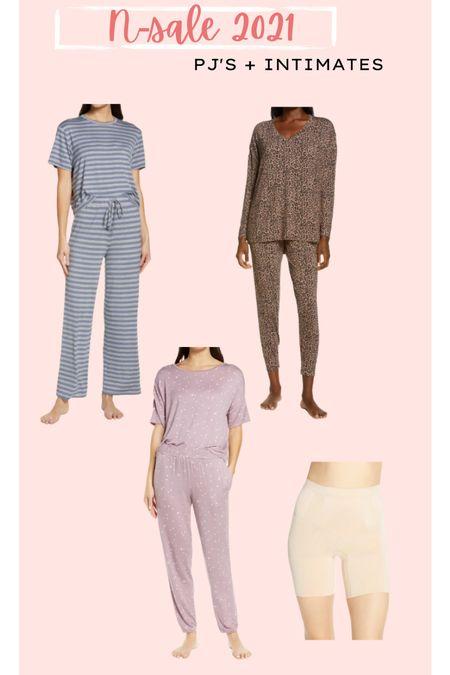 Nordstrom pajamas // lounge clothes // NSALE // Nordstrom anniversary sale   #LTKsalealert #LTKunder50