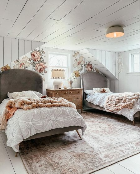 http://liketk.it/3diol #liketkit @liketoknow.it #LTKfamily #LTKhome #LTKunder100   Girls bedroom refresh
