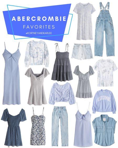 Abercrombie Favorites!!!  Abercrombie summer fashion   Abercrombie Summer favorites   Abercrombie Sale   Abercrombie summer sale   Abercrombie dress   Abercrombie jeans   Abercrombie swimsuit   Abercrombie t-shirt   Abercrombie top   Abercrombie swim   Kortney and Karlee   #kortneyandkarlee #LTKunder50 #LTKunder100 #LTKsalealert #LTKstyletip #LTKSeasonal @liketoknow.it #liketkit http://liketk.it/3hq2G