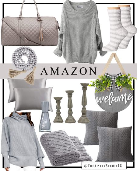 Amazon home decor and fall fashion finds! 😍    #LTKhome #LTKstyletip