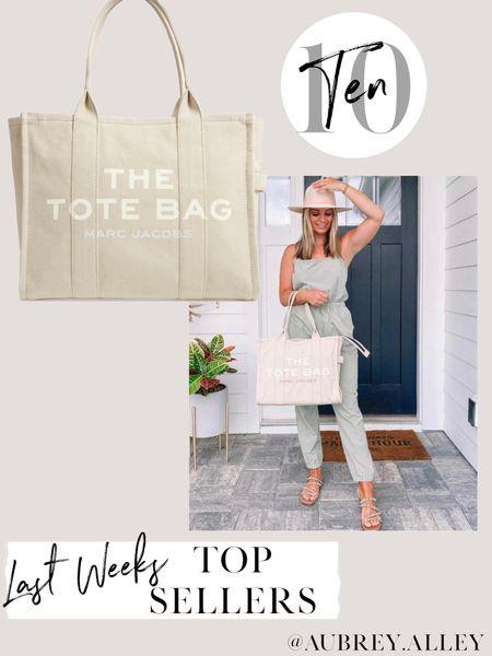 Marc Jacobs tote bag 😍😍 http://liketk.it/3hCMt #liketkit @liketoknow.it #LTKworkwear #LTKtravel #LTKswim