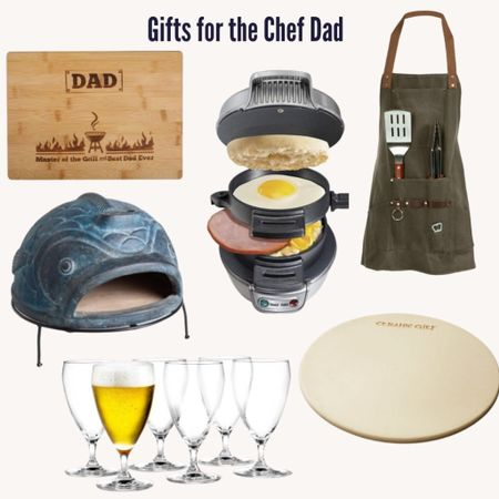 Father's Day gift ideas for the dad who loves to cook! http://liketk.it/3h98U #liketkit @liketoknow.it #LTKfamily #LTKmens