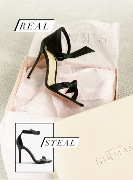 I own several pair of Birman heels - you know them - the ones that tie at the ankle. I have looked for similar ones for years and never found any until tonight!!! These Birman dupes are $68!   #LTKwedding #LTKunder100 #LTKsalealert