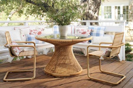 A place in the sun! Gorgeous outdoor decor and patio furniture for entertaining   #LTKstyletip #LTKhome #LTKSeasonal