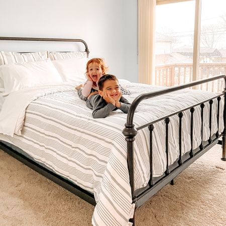 Michigan guest bedroom coming along! http://liketk.it/3f8oC #liketkit @liketoknow.it #LTKhome @liketoknow.it.home