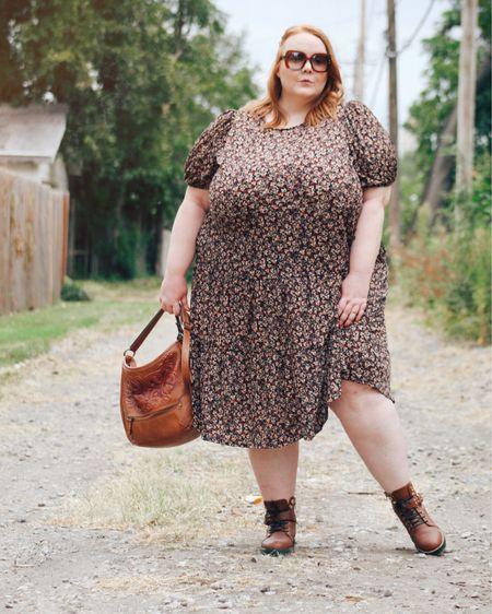 Prairie dress for the win!  http://liketk.it/2WaO3 #liketkit @liketoknow.it #LTKcurves #LTKstyletip #LTKunder100