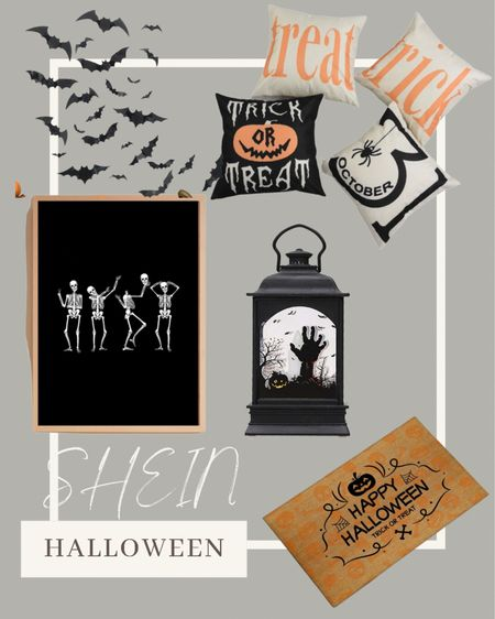 Halloween decorations | fall decorations | home decor | front porch | fall decor | Halloween decor | outdoor rug | outdoor decor | front porch decor  #LTKunder50 #LTKhome #LTKSeasonal